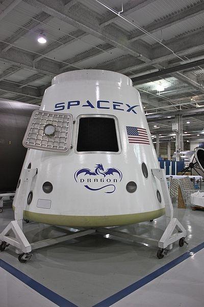 Dragon V2 la nuova sonda per raggiungere la Iss