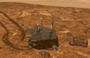 Pietre in movimento su Marte?
