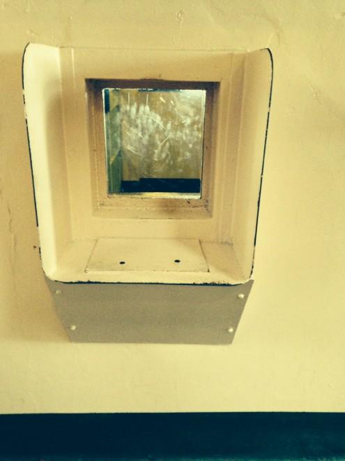 Fotografato fantasma nella prigione di Alcatraz