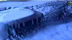 Scoperta enorme base sottomarina Ufo