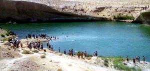 Misterioso lago apparso nel deserto tunisino