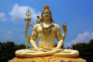 In India nato vitello con tre occhi venerato come il Dio Shiva