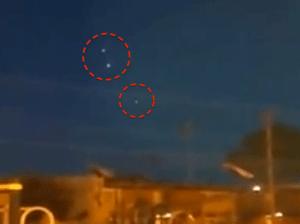 Avvistate sfere di luce in Texas