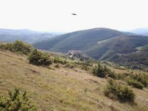 Fotografato disco volante nelle Marche