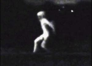Filmato alieno a Manchester