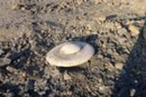 Scoperto in Siberia un manufatto a forma di disco volante