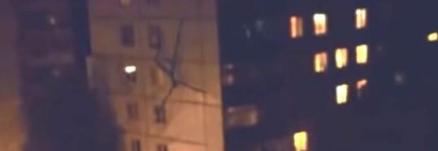 Misteriosa creatura filmata in Russia
