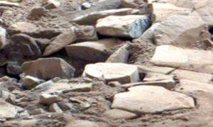 Trovati geroglifici sul pianeta Marte