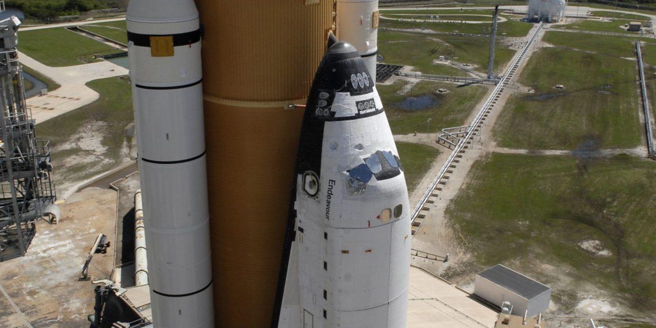 La NASA autoriza el lanzamiento del Endeavour el 7 de febrero