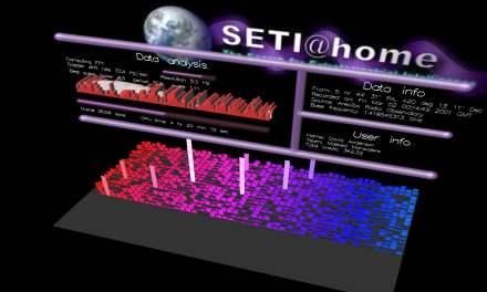 SETI@Home – Búsqueda de Inteligencia Extraterrestre desde su hogar