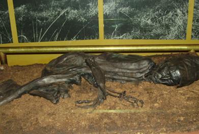 El hombre de Tollund, una de las mejores momias del mundo