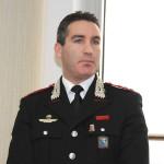 Il capitano Mauro Epifani