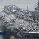 Hackers chinos atacaron el portaaviones Ronald Reagan