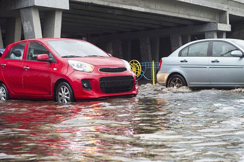 Cómo protegemos tu auto de las lluvias