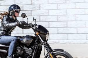Harley Davidson - Street: La esencia de lo urbano