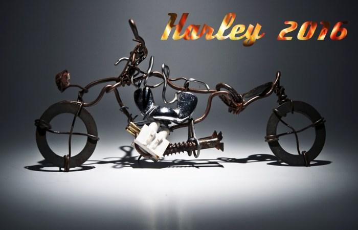 Harley-Davidson dará que hablar en 2016