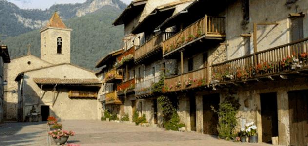 Turer Segway Garrotxa en Vall d' Bas per NATURATOURS