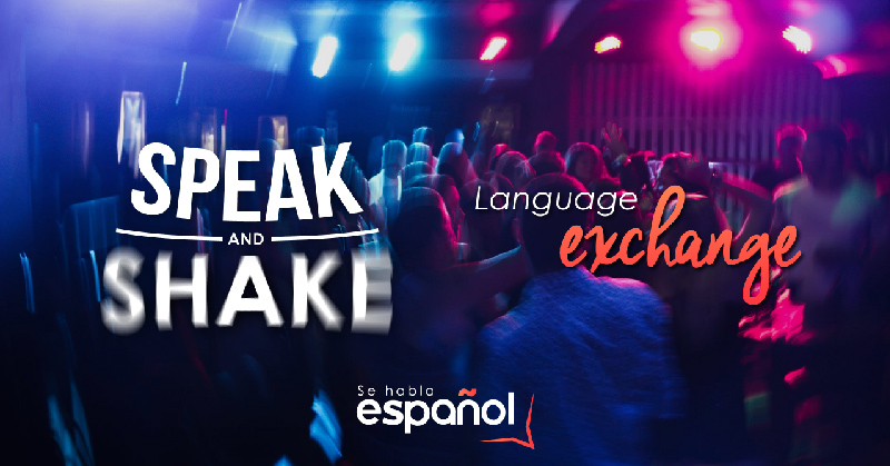 Language exchanges in Madrid on Saturdays