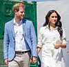 Prince Harry and Duchess Meghan's daughter not listed in a row
