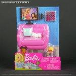 Barbie Indoor Furniture Set Living Room Kitten Accessories Pack Couch Table Tv Ebay