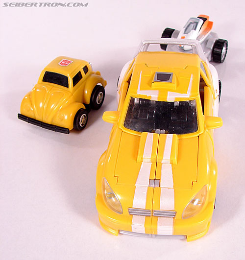 Bumblebee, then and now