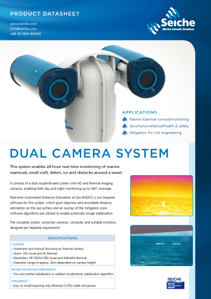 Wireless Remote Camera System