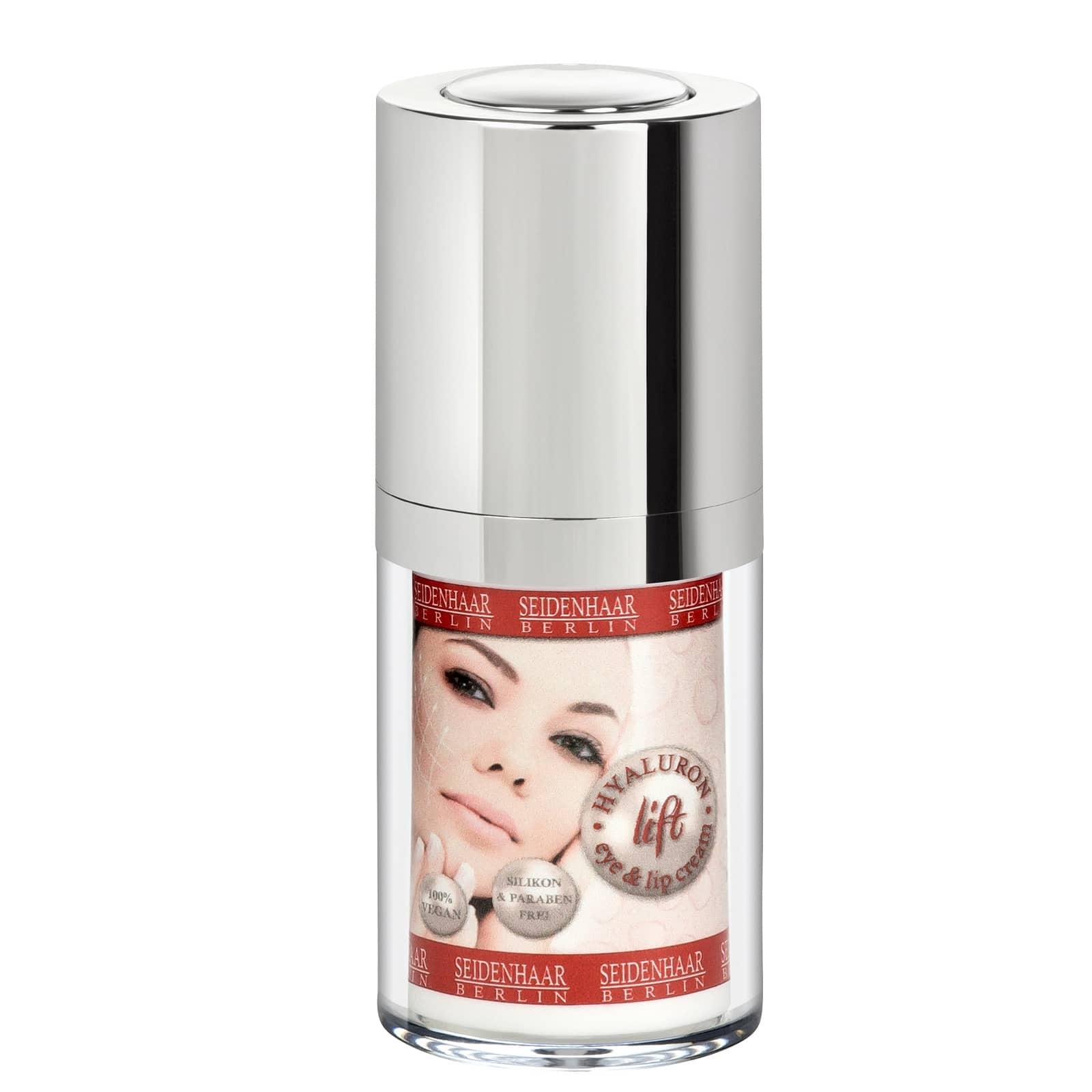 Hyaluron-Lift eye & lip - Hyaluron Creme Lippen und Augen
