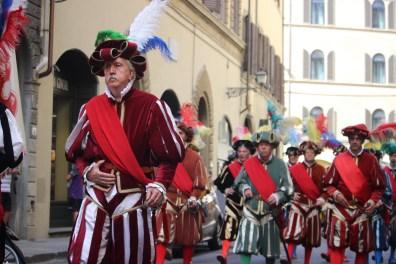 Calcio storico Verdi Bianchi - Foto di Matteo Venturi 005