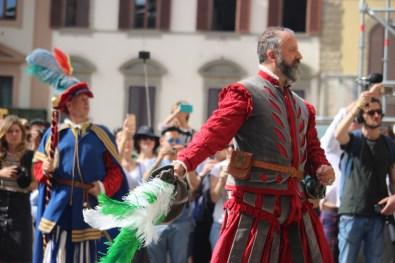 Calcio storico Verdi Bianchi - Foto di Matteo Venturi 028