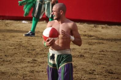 Calcio storico Verdi Bianchi - Foto di Matteo Venturi 062