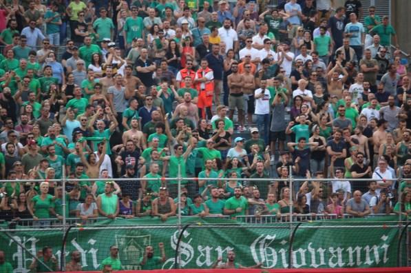 Calcio storico Verdi Bianchi - Foto di Matteo Venturi 075