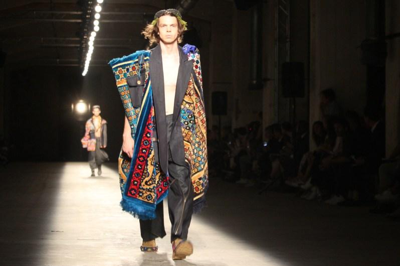 Polimoda fashion show - Foto di Matteo Venturi 075