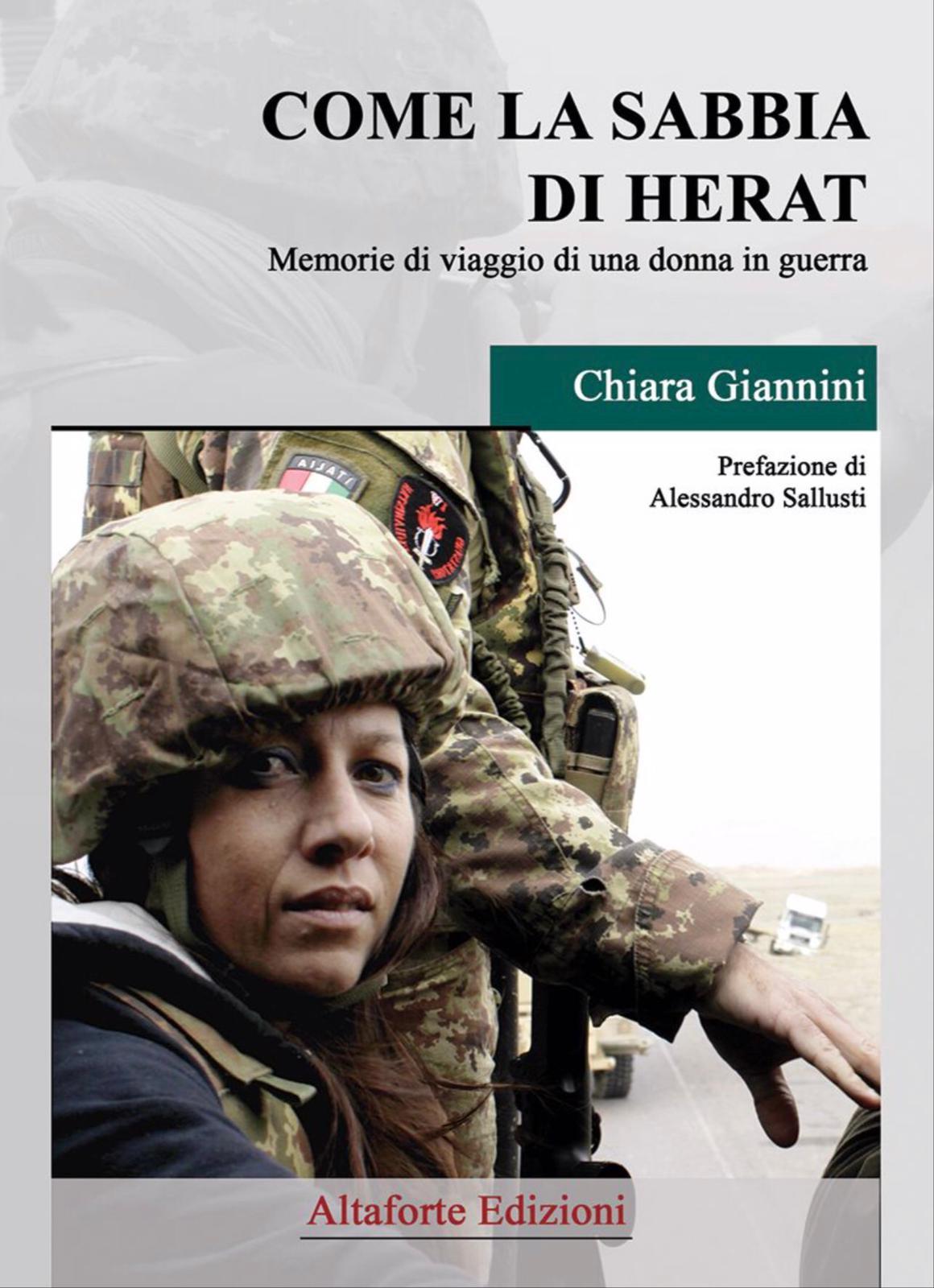 Chiara Giannini, libro