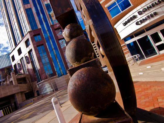 Nashville Downtown Art