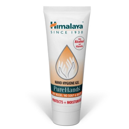 Himalaya Pure Hands – Hand Hygiene Gel, 100ml