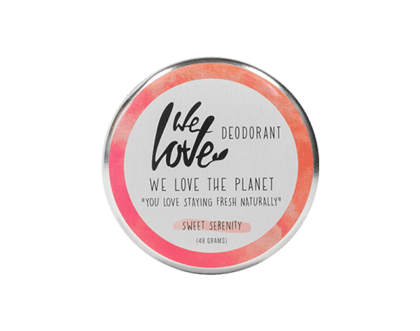 We Love The Planet Deocreme Sweet Serenity