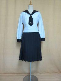 神奈川県 北鎌倉女子学園高等学校の夏服買い取り