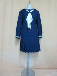 京都府 京都女子中学校冬服セットの買い取り