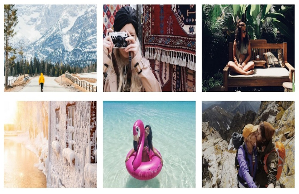 instagram seikkailijattaret