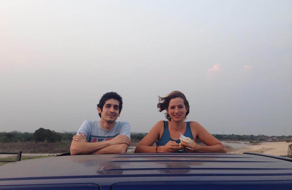 Couchsurfing Paraguayssa