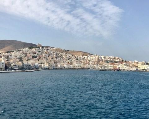 syros kreikka