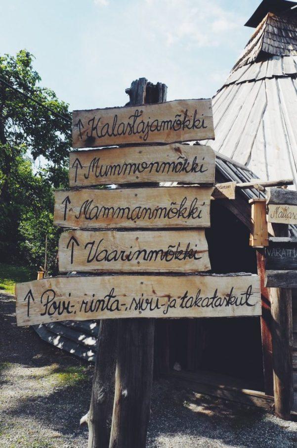 majoitus Suomessa, Herrankukkarossa