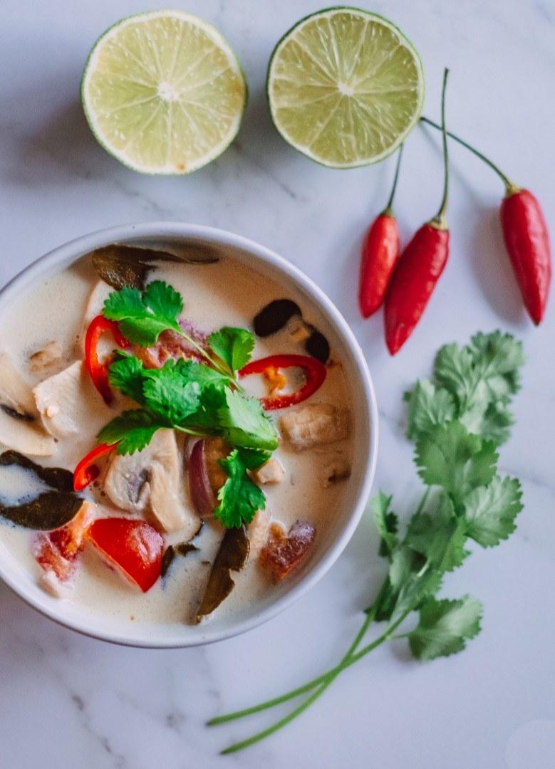 thaimaalanine ruoka