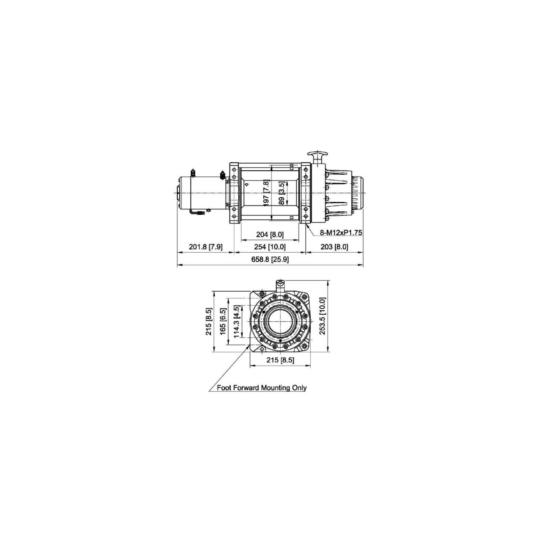 12v Dc Winch Motors