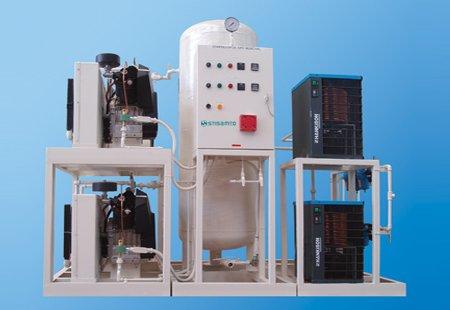 Compresor de Aire Grado Médico