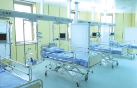 Sistema Prefabricado para Hospitales y Equipamiento