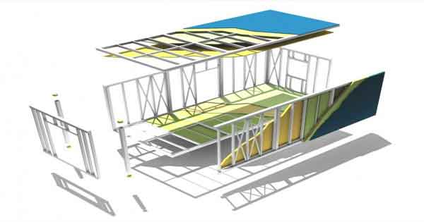 Sistema Modular de Construcción de Hospitales