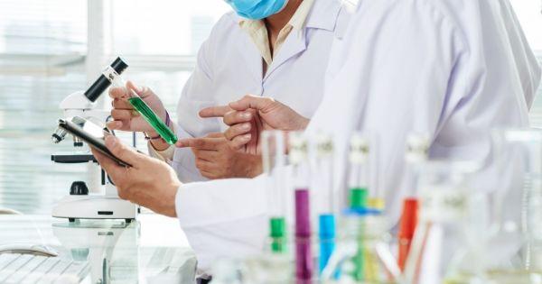 5 criterios de diseño para un laboratorio químico