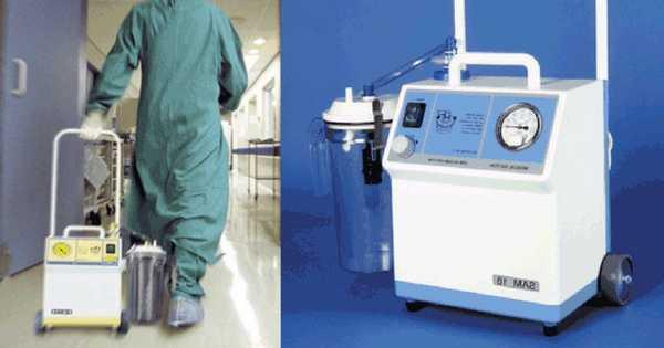 6 Problemas Generados Por Máquinas De Succión Médicas Portátiles