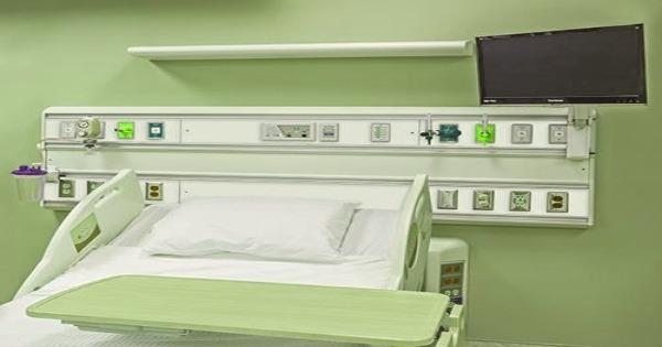 7 Especificaciones de la consola horizontal para hospitales